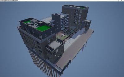 3D Repo using Unreal Engine for digital twin platform
