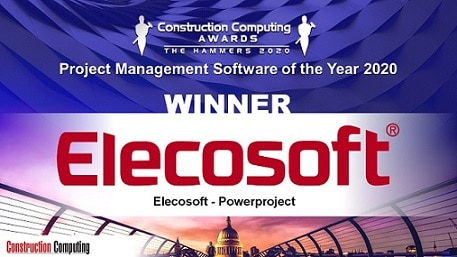 Powerproject wins 'Project Management Software of the Year' Award for the seventh consecutive year