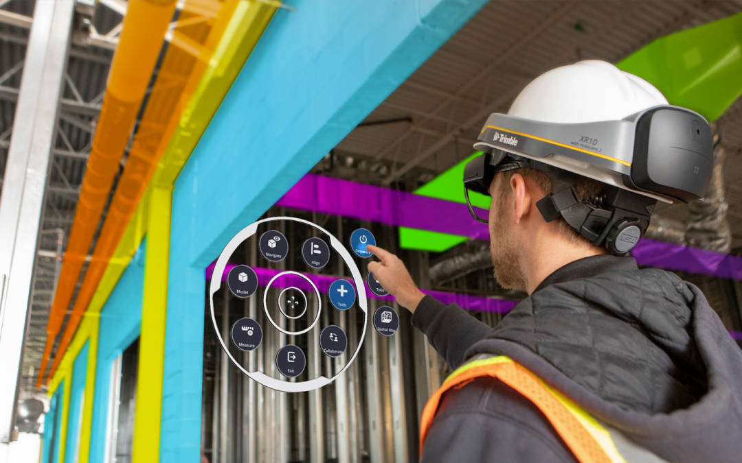Trimble Announces Availability of the XR10 with HoloLens 2, a Next-Generation Mixed-Reality Solution for Front-Line Workers in Safety-Controlled Environments