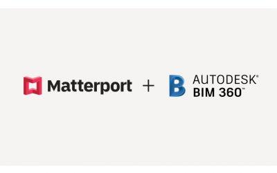 Matterport announces integration with Autodesk BIM 360®