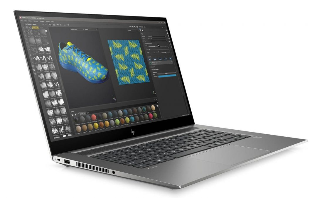 HP ZBook G8 pro laptops launch