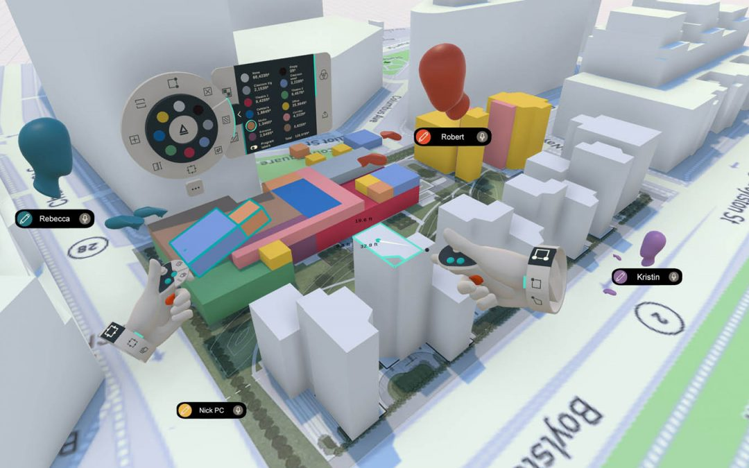 12 tools for collaborative VR for architecture